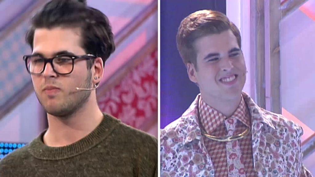 Alejandro se ilusiona con su cambio de look y dice stop al bullying