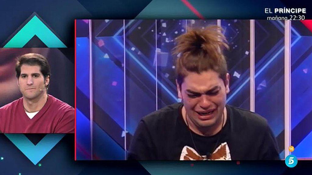 Lágrimas amargas y justificaciones ante la ausencia de Julián Contreras