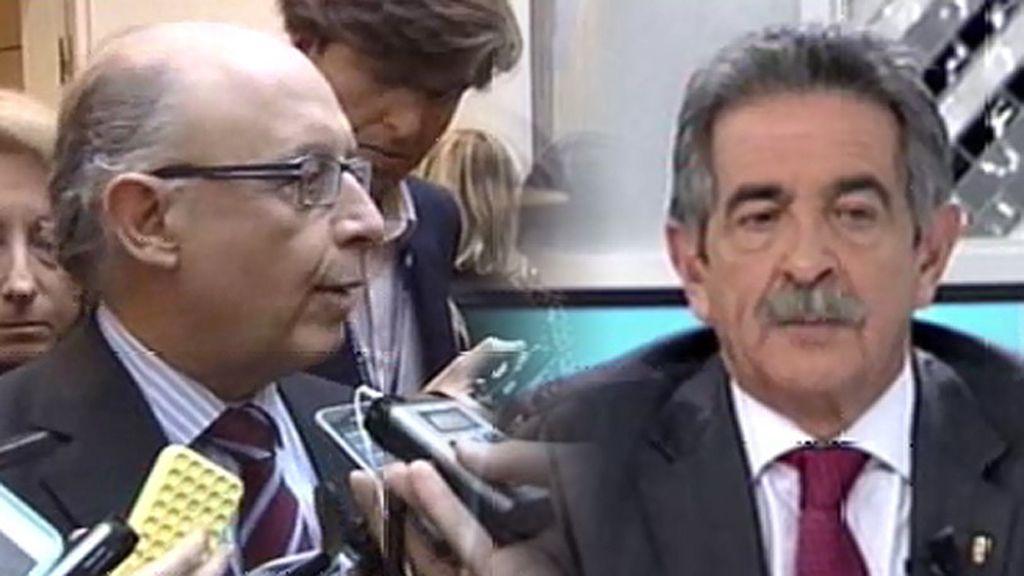 """Revilla, de Montoro: """"Un ministro de Hacienda no puede ser tan bocazas"""""""