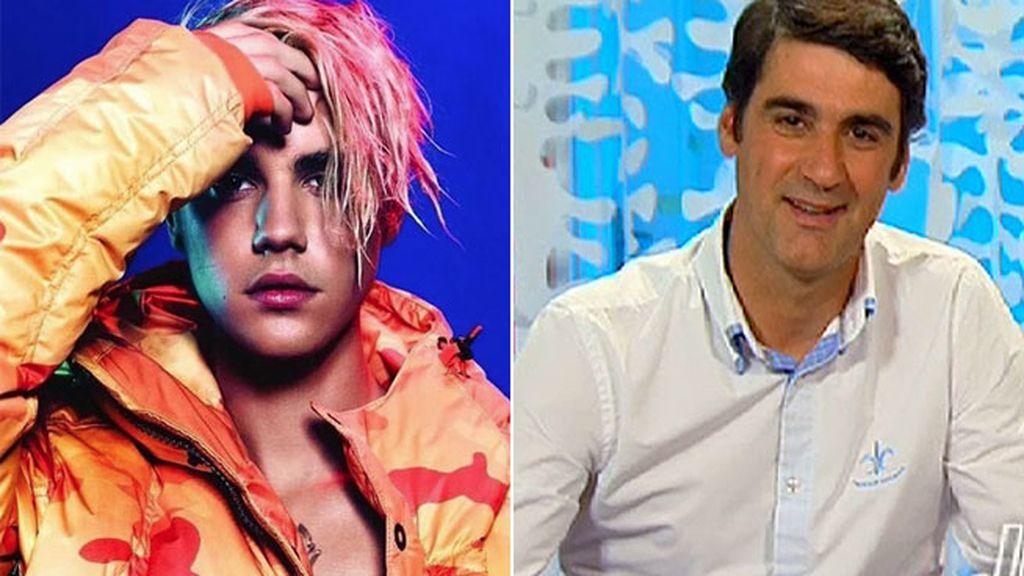 Justin Bieber o Jesulín de Ubrique, ¿quién es más famoso?