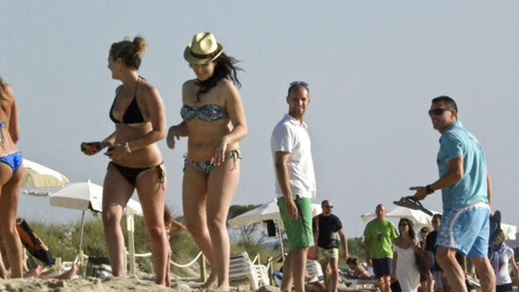 Gonzalo Miró en Ibiza