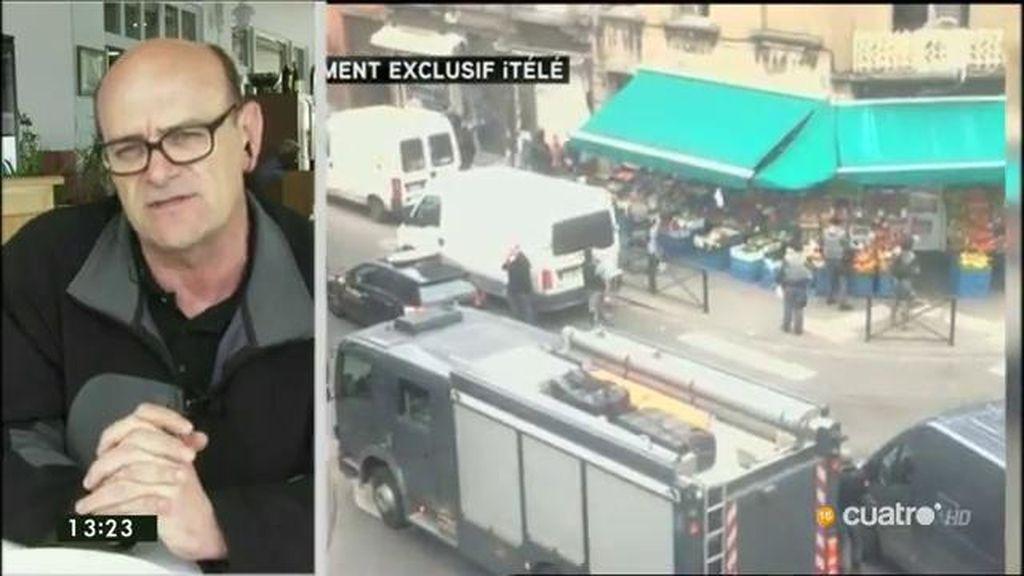 """Gil Garre: """"Desgraciadamente han podido cumplir su amenaza y era una amenaza muy tenida en cuenta en Bruselas"""""""