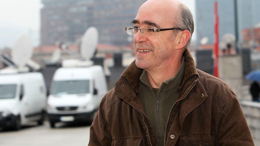 Multitudinario adiós a Mariví Bilbao de amigos y familiares