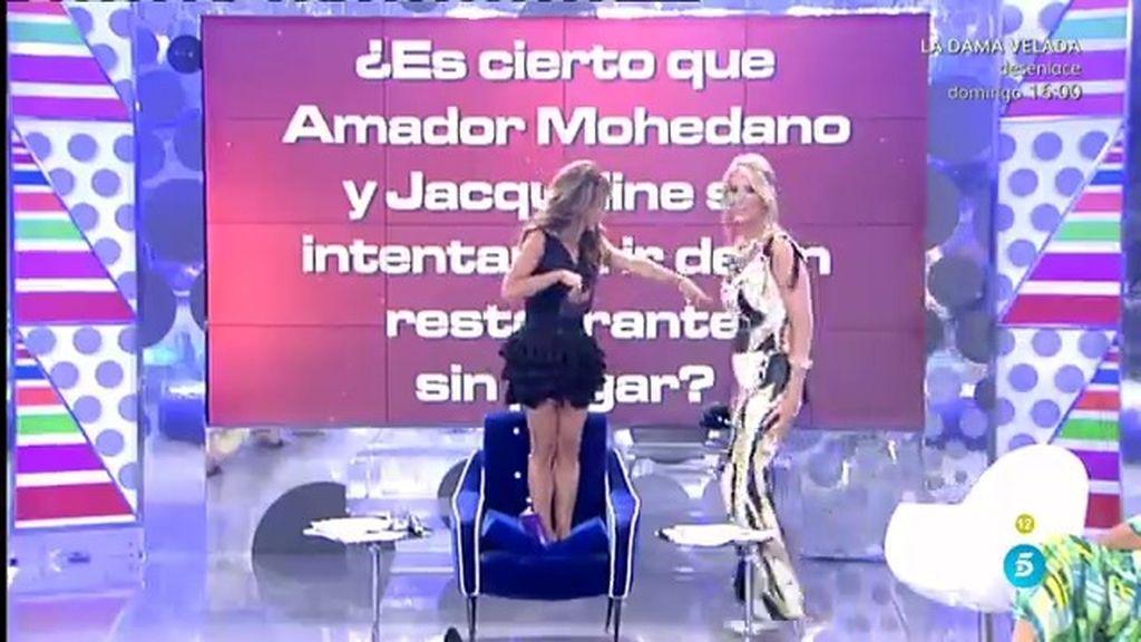 La pregunta de la noche: ¿Se habla Rosa Benito con Andrés, el marido de Chayo?