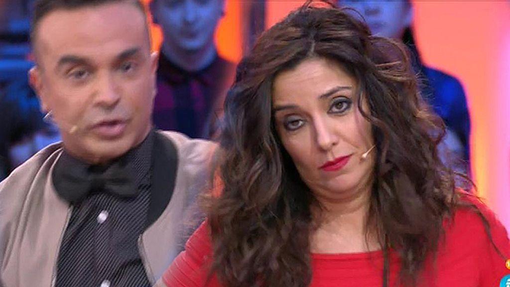 """Luis Rollán, indignado con Carmen López: """"No tienes vergüenza"""""""
