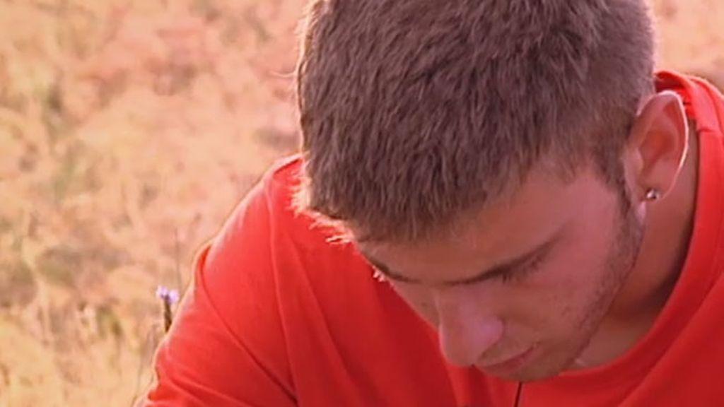 Iván se derrumba y reconoce que echa de menos a su hermano