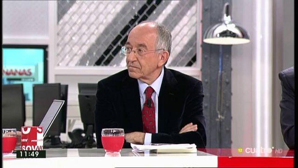 """M.A. Fdez. Ordóñez: """"En España hemos tenido un problema especial, un problema de unas cajas de ahorro dominadas por políticos"""""""