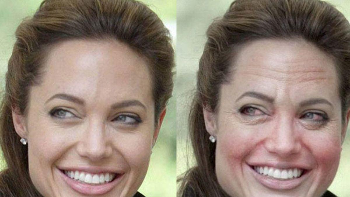 Angelina Jolie, aplicación, the drinking machine, consumo de alcohol