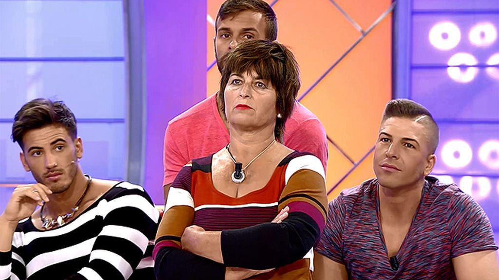 "Mari Carmen, sobre Mila Ximénez: ""Me ha hecho la convivencia imposible"""