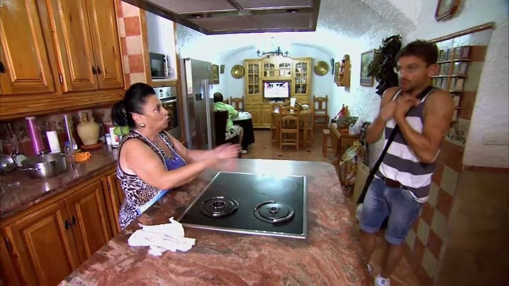 Tiempos difíciles para los Maya: Juan Andrés le comunica a Salvadora la baja de Sonia