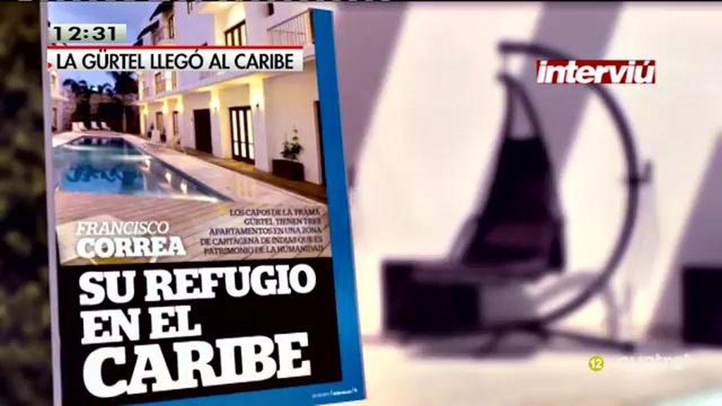 Así son las lujosas fincas que los 'capos' de la trama Gürtel tienen en Colombia