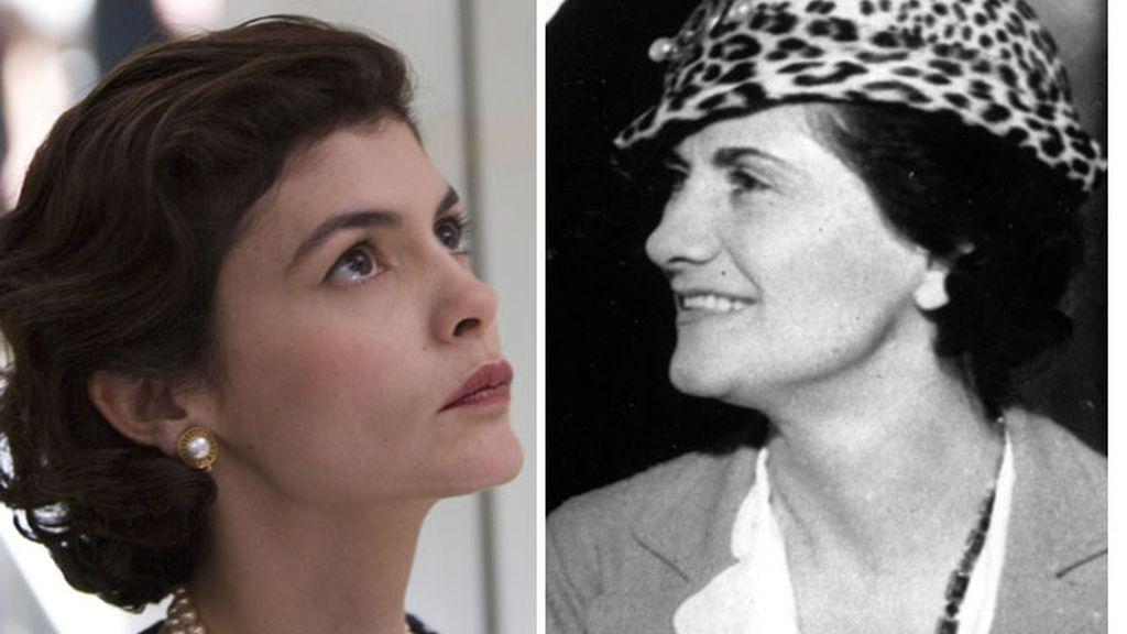 Gabrielle Bonheur 'Coco' Chanel / Audrey Tatou