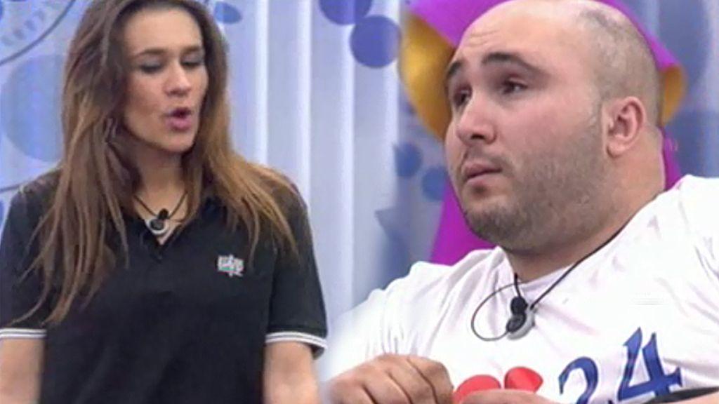 """Kiko Rivera, a Laura Cuevas: """"Lo primero que me debes tú a mí es un respeto"""""""