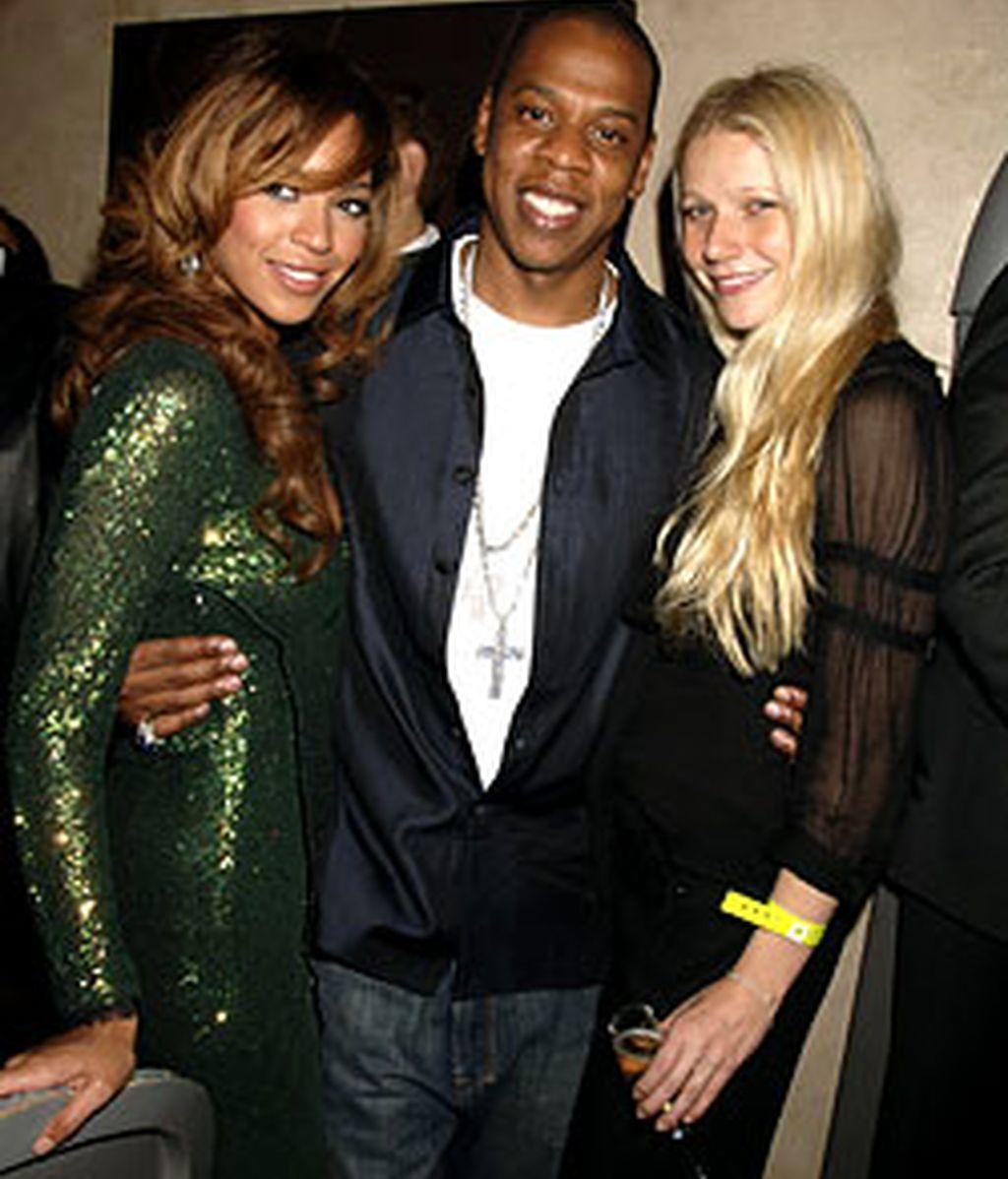 Gwyneth Paltrow, Jay-Z, Twitter