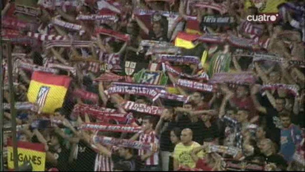Lo mejor del Atlético-Celtic