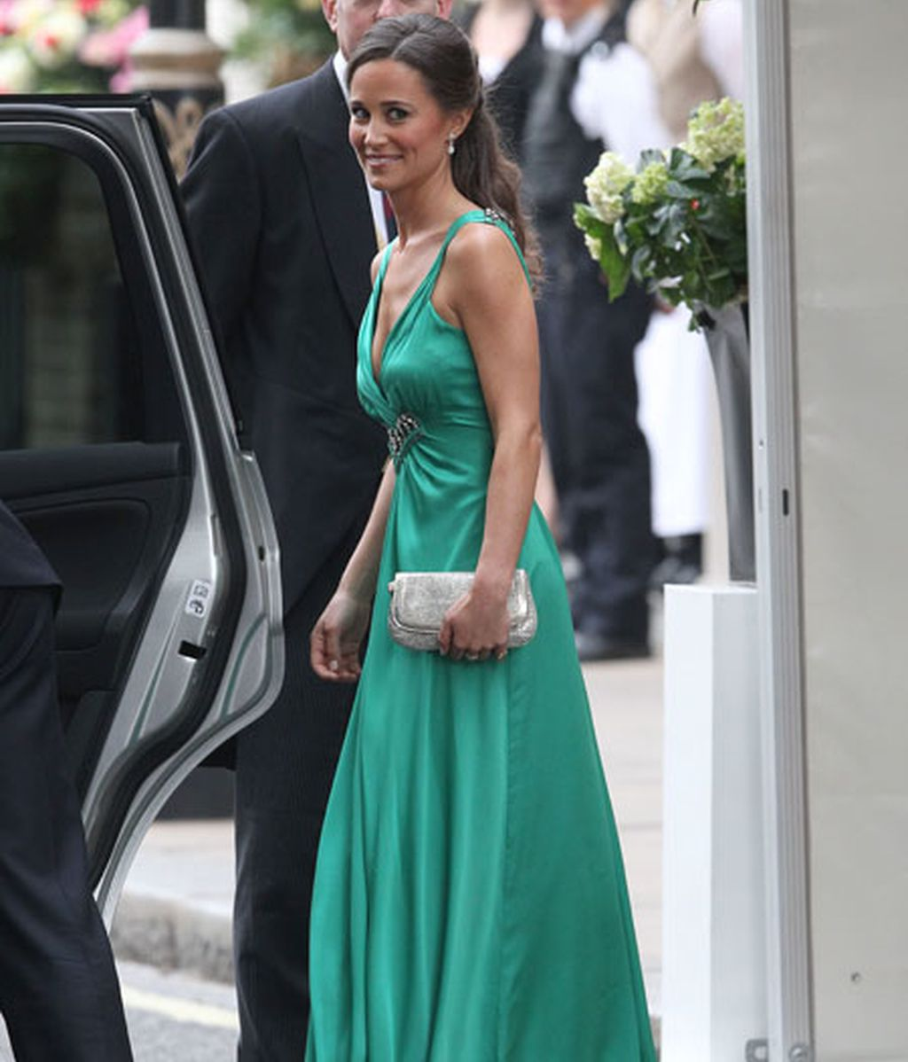 Pippa Middleton, la otra gran protagonista de la boda real