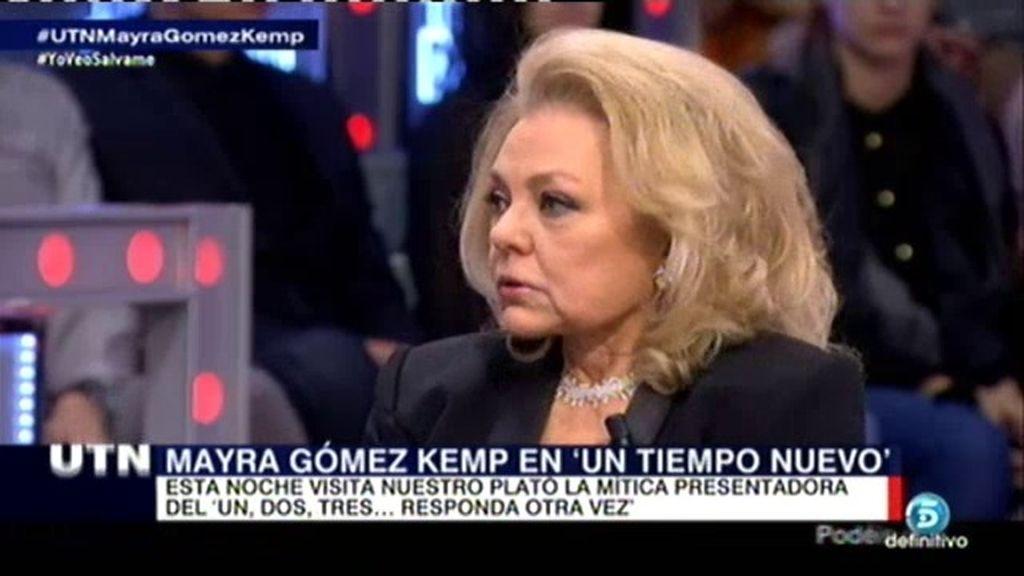 """Mayra G. Kemp: """"Que yo me voy a morir antes que Fidel Castro. ¡Ni hablar!"""""""