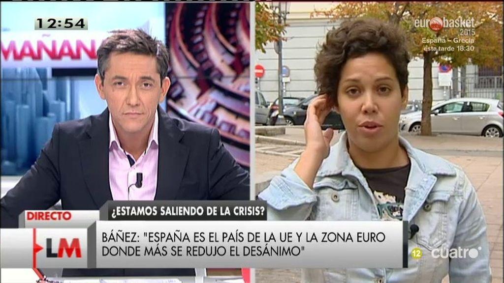 """Ana García: """"Las promesas de mejoras en Educación son una farsa electoral del PP"""""""