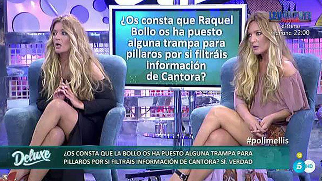 """Las Mellis: """"Raquel Bollo nos ha puesto trampas por si filtrábamos información"""""""