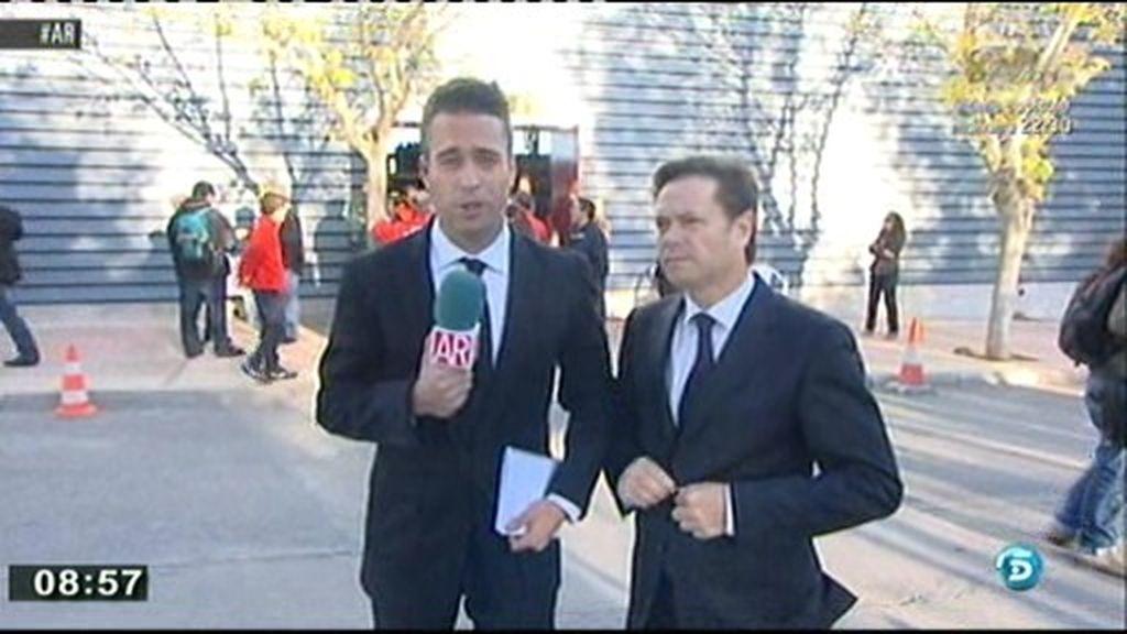 """Pedro Chico, alcalde de Bullas: """"No hay palabra que explique el estado de shock"""""""