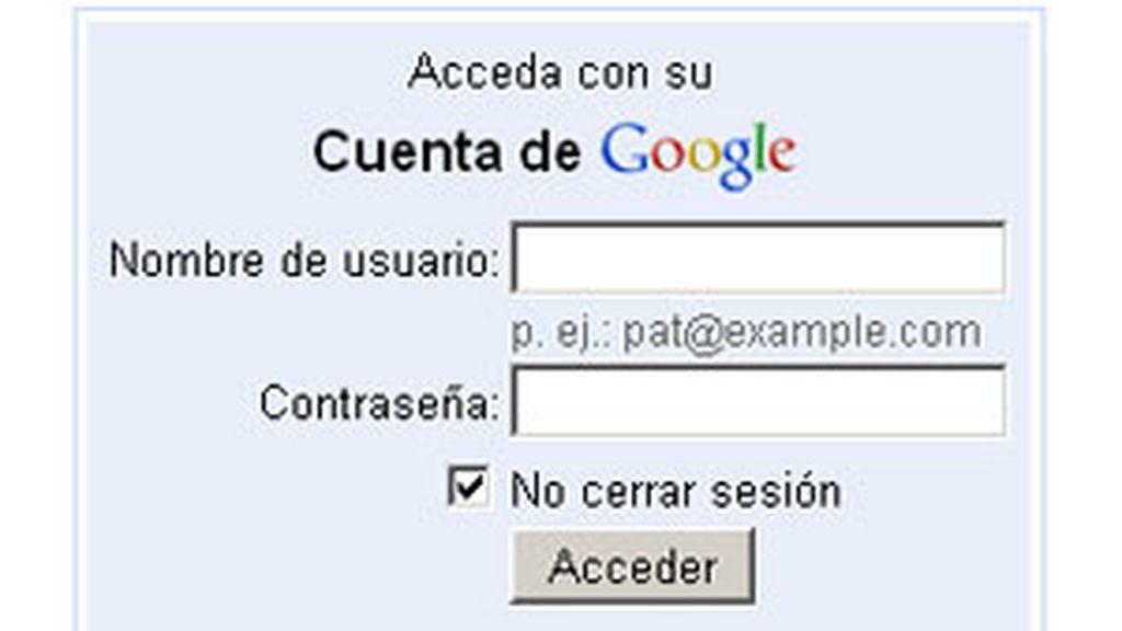 Google reconoce que cientos de cuentas de GMail han estado amenazadas. Foto: GMail