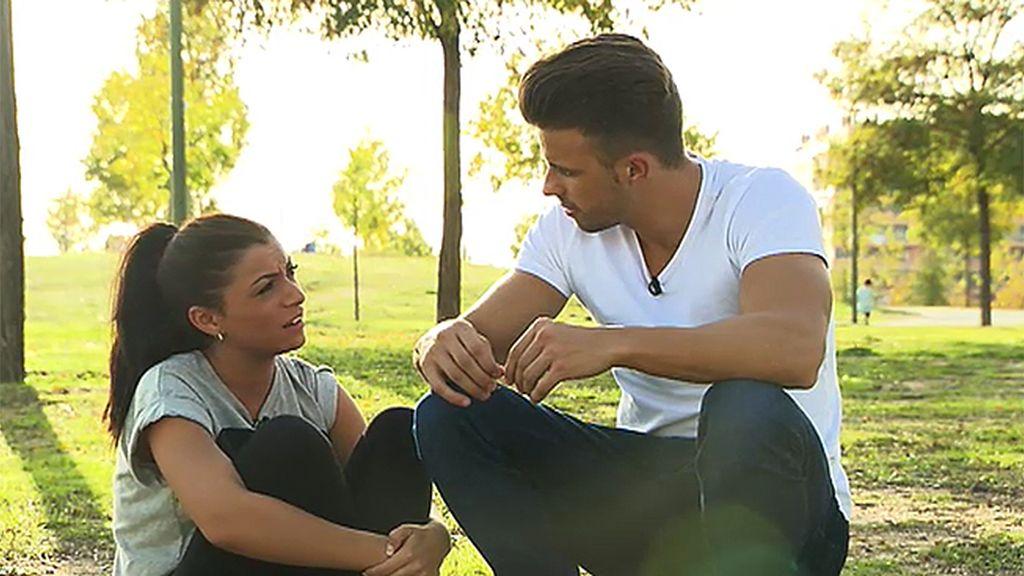 Cita Cristian y Merchi (28/10/2014)