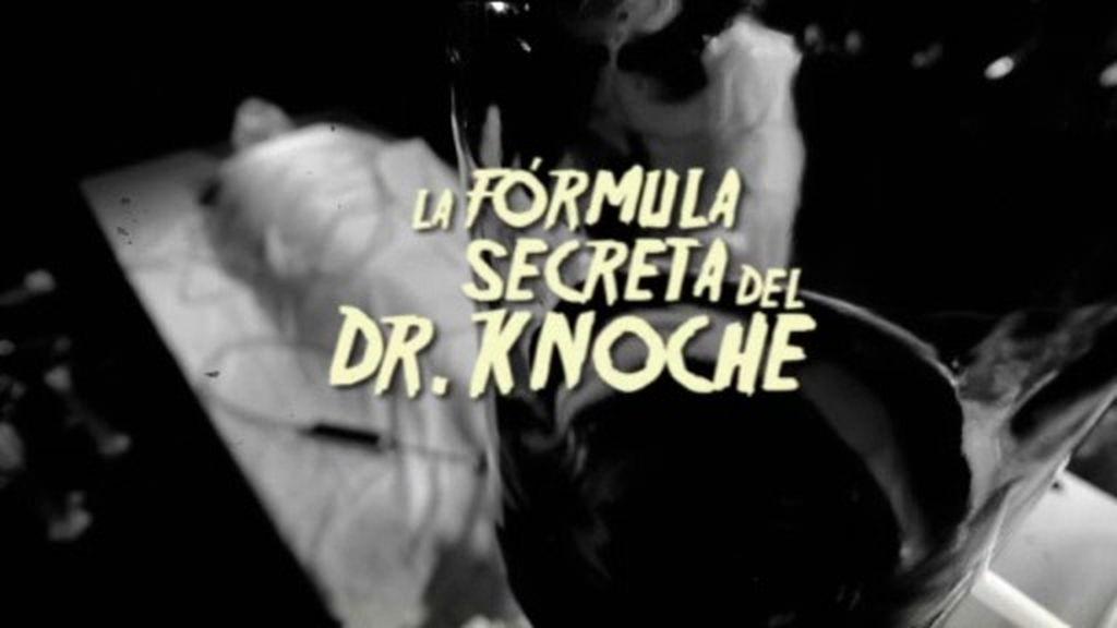 La fórmula secreta del Dr. Knoche