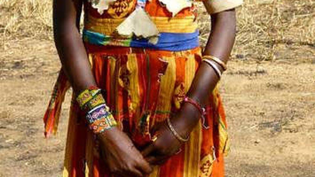 Mujer Sudán