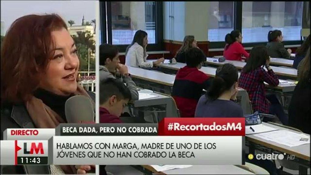 Unos 80.000 jóvenes andaluces tardan hasta un año en cobrar las becas de la Junta