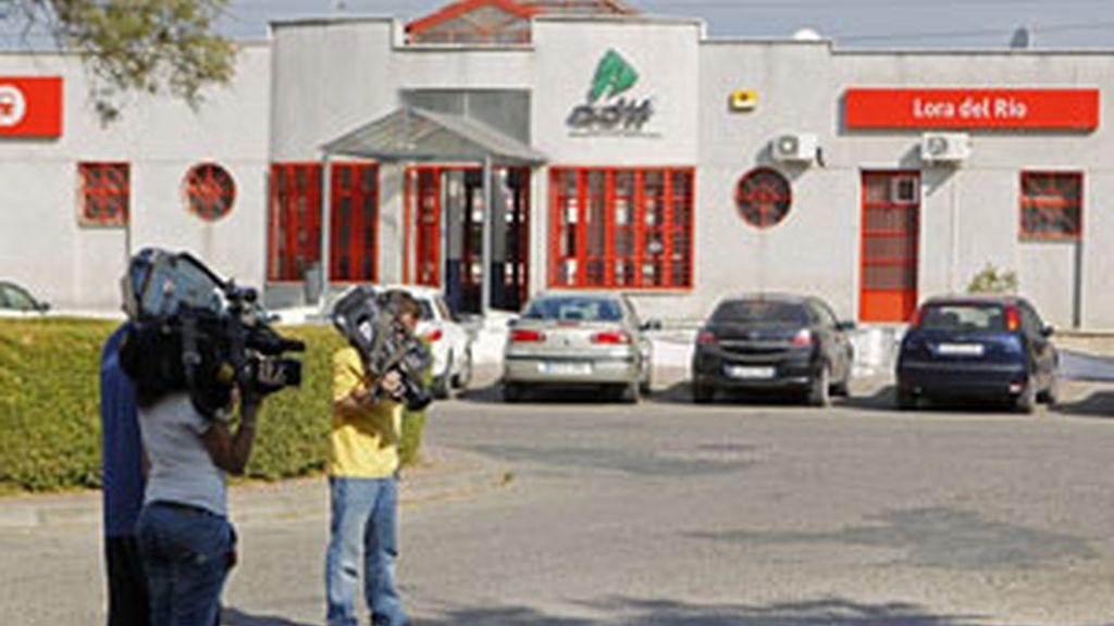 La mujer ha fallecido por herida de arma blanca en Sevilla