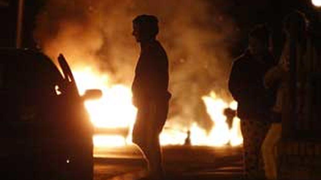 Un portavoz de la Policía ha relatado a Reuters que unos 200 jóvenes se han congregado en el centro de Manchester. FOTO: Gtres