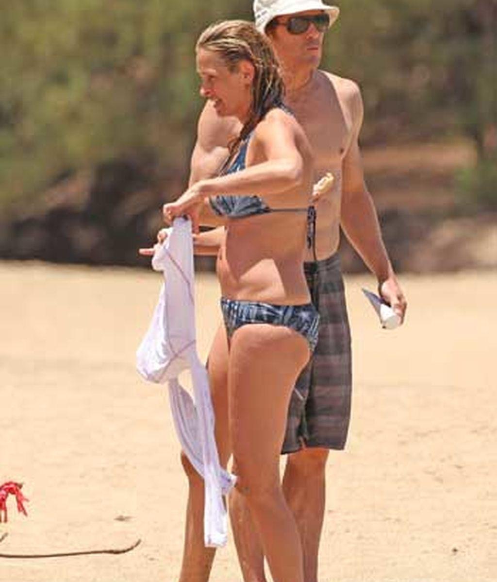 Julia Roberts y su marido Danny Moder