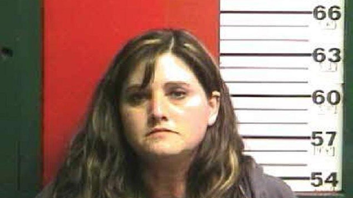 Ficha policial de Leah Gayle Shipman
