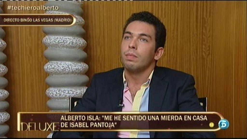 """Alberto Isla: """"Podría contar muchas cosas de Kiko Rivera, debería tenerme miedo"""""""
