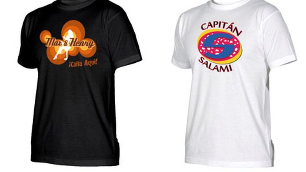 Las camisetas más cañeras