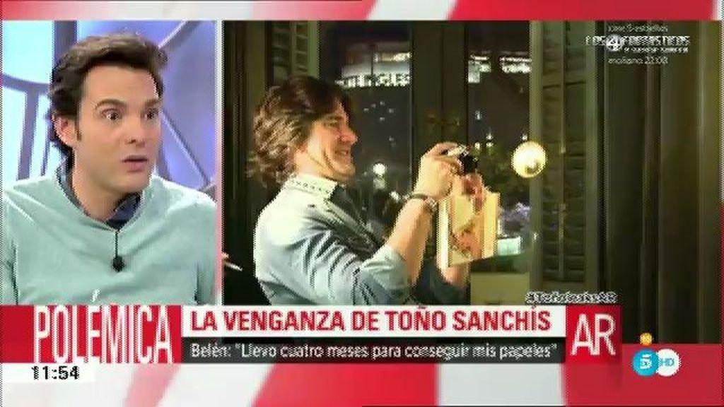 """Antonio Rossi: """"Toño Sanchís va a salir de su escondite y va a volver a televisión"""""""