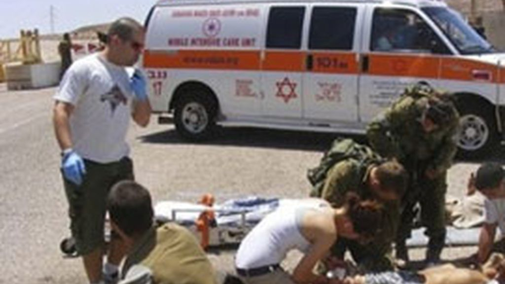 Un ataque en el sur de Israel ha dejado, al menos, 6 muertos. Foto: AP.
