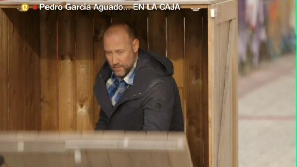 Pedro Gª Aguado vuelve a entrar 'En la Caja'