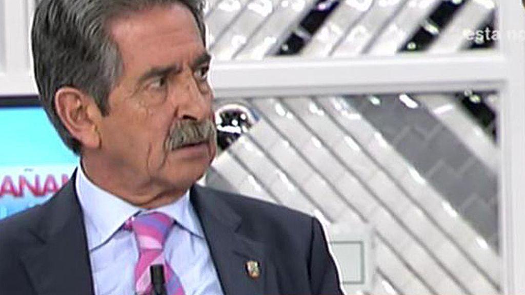 """Miguel Ángel Revilla, de García - Legaz: """"El secretario de Estado tiene que dimitir"""""""