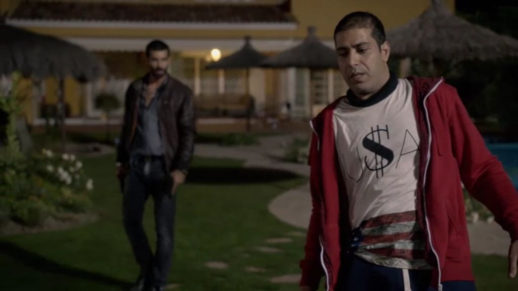 Faruk acaba con Yasin para salvar a su hermana Fátima