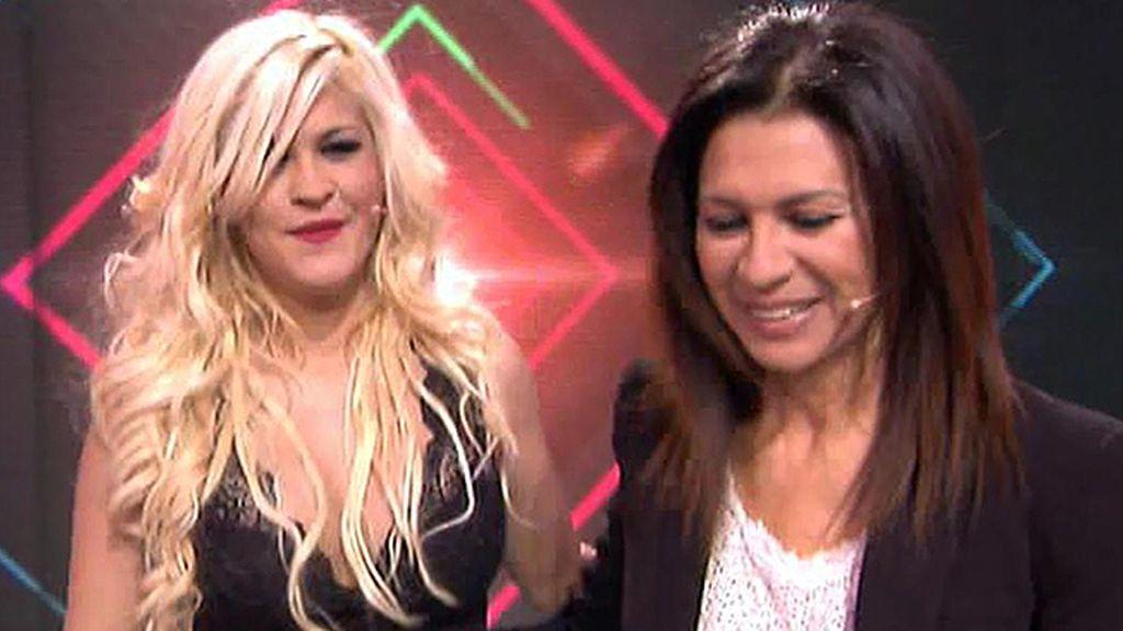 """Ylenia se encuentra con la madre de Fede: """"¡Qué guapa!"""""""