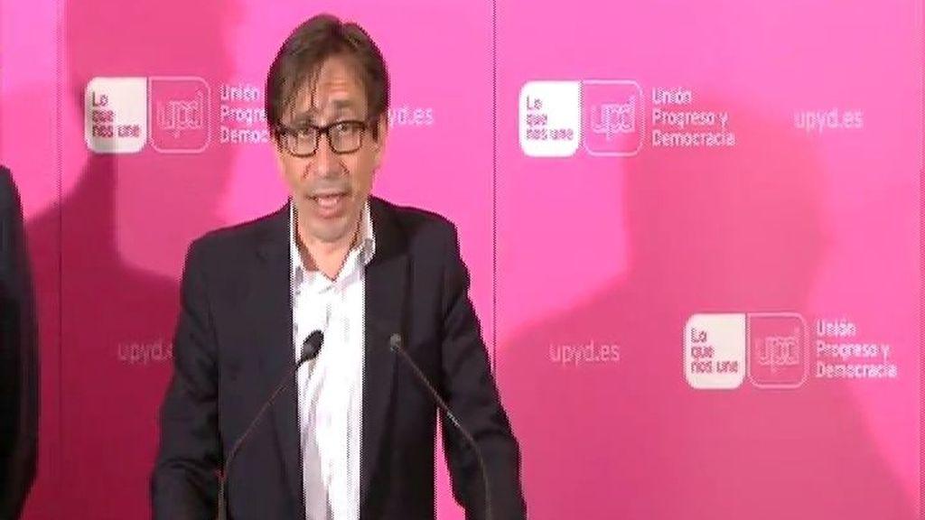 UPyD admite su batacazo electoral en Madrid