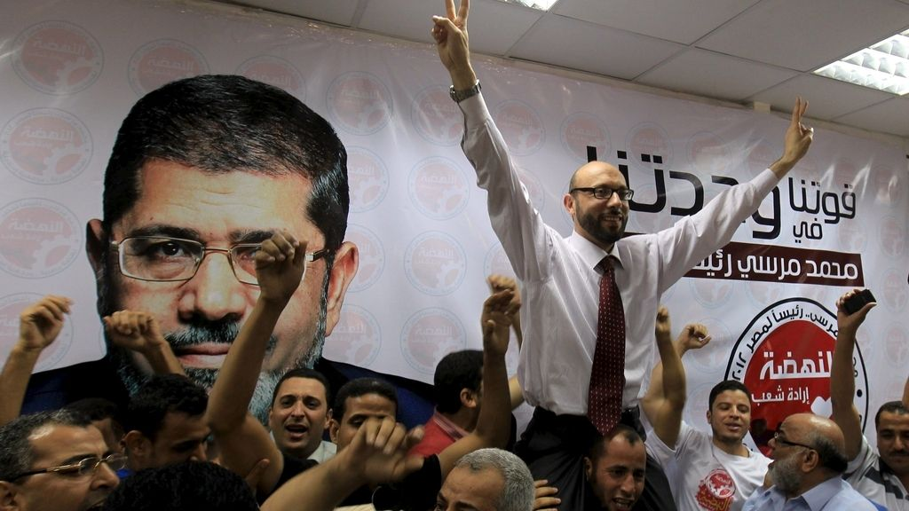 El islamista Mohamed Mursi, nuevo presidente de Egipto