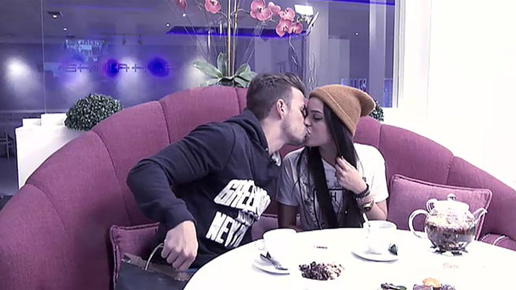 Cita Cristian y Anabel (20/11/2014)