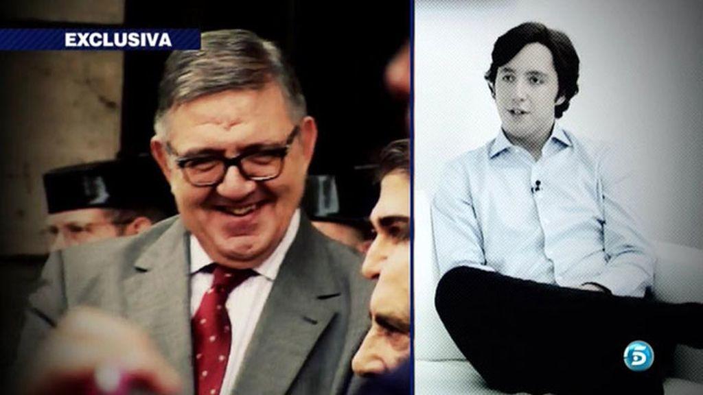"""Francisco Nicolás: """"Se puede comprobar que C. G. Revenga y yo nos hemos visto"""""""