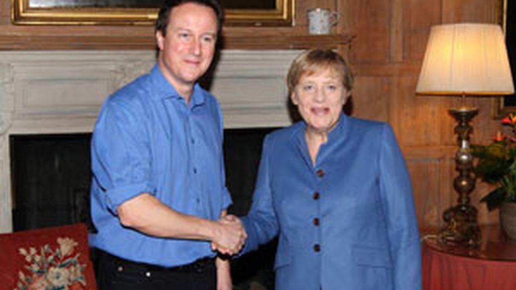 Ambos han acordado manterner el contacto FOTO: REUTERS/ archivo