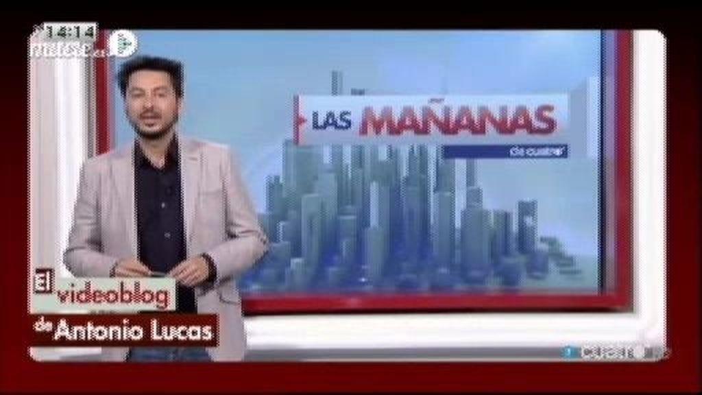 """Antonio Lucas: """"Va a costar muchos millones que los ricos dejen de serlo"""""""