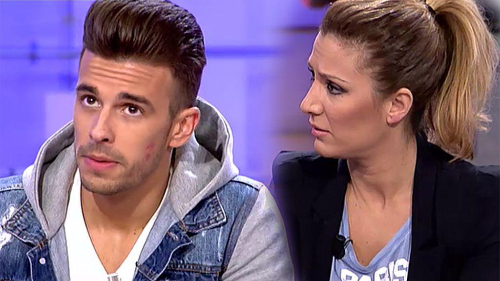 """Nagore, a Cristian: """"Lili me ha dicho que va a venir a por ti el próximo día"""""""