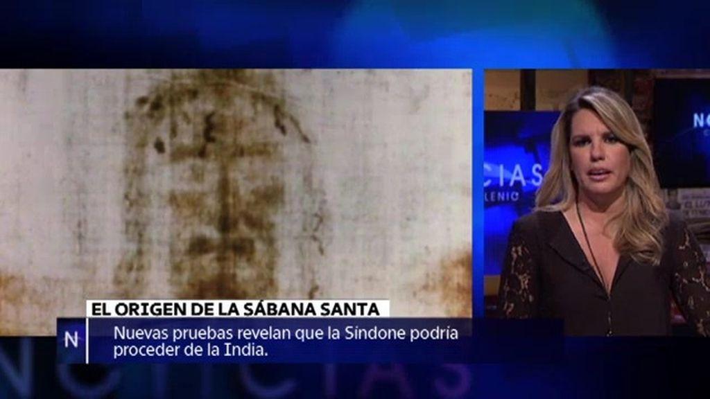 El origen de la Sábana Santa: ¿Tejida en la India y con ADN de todo ...