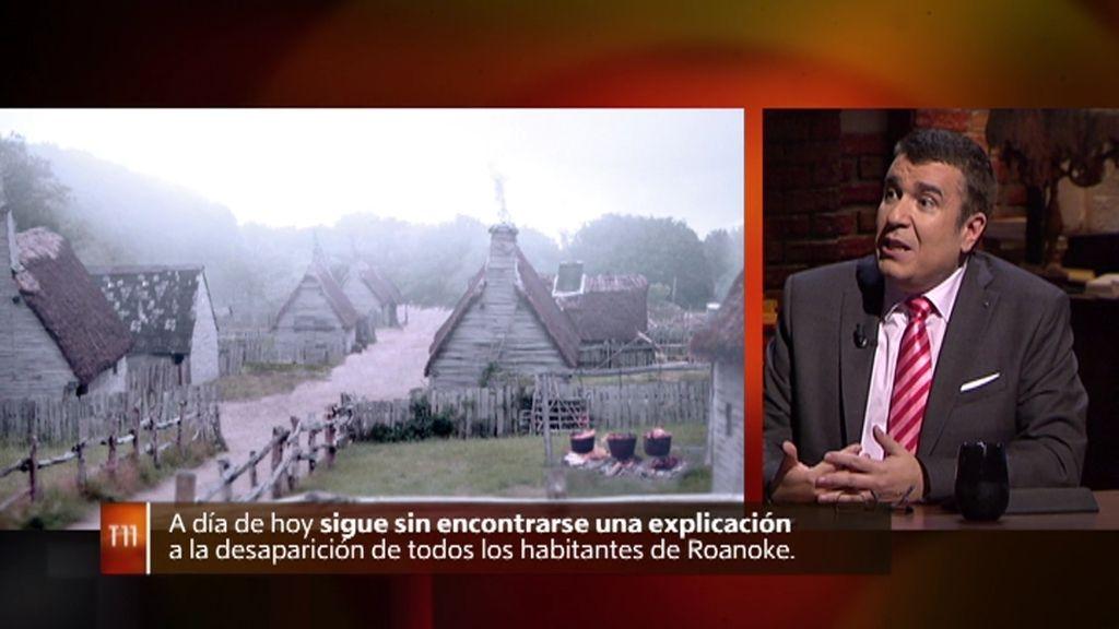 """S. Camacho, sobre Croatoan: """"La teoría que se cree es de una desaparición voluntaria"""""""